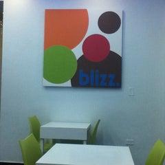 Photo taken at Blizz by samdelag on 9/26/2012