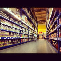 Photo taken at Selgros Cash&Carry by Илья Ш. on 11/22/2012