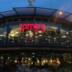 Photo taken at Jamie's Italian by Gareth M. on 2/1/2013