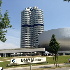 Photo taken at BMW Museum by Anna S. on 7/20/2013