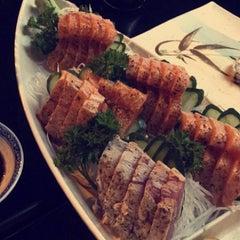 Photo taken at Deusimar Sushi by Francisco N. on 7/17/2015