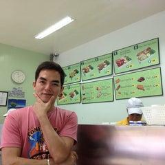 Photo taken at Dang Dee Fast Food by Kris B. on 7/6/2013