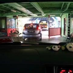 Photo taken at Butterworth Ferry Terminal (Pangkalan Sultan Abdul Halim) by NorShazwana S. on 12/8/2012