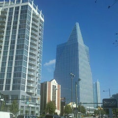 Photo taken at Hyatt Place Atlanta/Buckhead by Julie W. on 10/26/2012