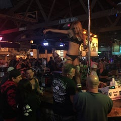 Photo taken at Full Throttle Saloon by Engin K. on 8/9/2015