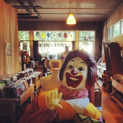 Photo taken at Graveface Records & Curiosities by Joseph A. on 10/11/2012