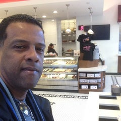 Photo taken at TLC Cake Boss Cafe by Walter M. on 1/20/2015