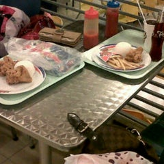 Photo taken at Texas Fried Chicken by megha s. on 9/22/2012