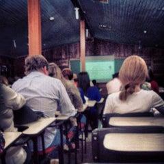 Photo taken at Faculdade de Americana (FAM) by Jáder H. on 8/30/2013