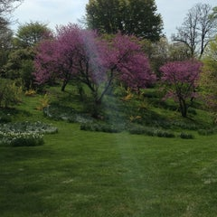 Photo taken at Winterthur Museum, Garden & Library by Patten W. on 4/28/2013