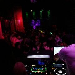 Photo taken at Aura NightClub by Robert J. on 12/29/2012