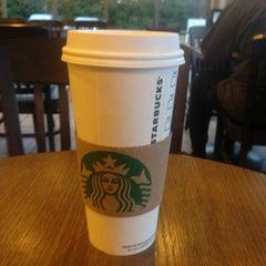 Photo taken at Starbucks by Teddy B. on 4/5/2013