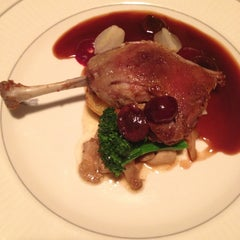 Photo taken at Le Gavroche by Peter S. on 6/3/2013