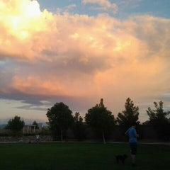 Photo taken at Nevada Trails Park by Aldemio M. on 8/29/2013