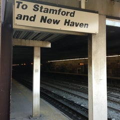 Photo taken at Metro North - Fordham Train Station by Ernesto M. on 2/13/2013