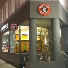 Photo taken at Chipotle Mexican Grill by Rob C. on 12/3/2012