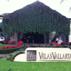 Photo taken at Velas Vallarta by Javier C. on 1/2/2013
