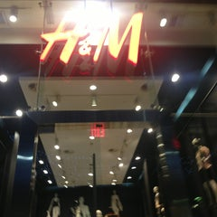 Photo taken at H&M by Guadalupe on 12/25/2012