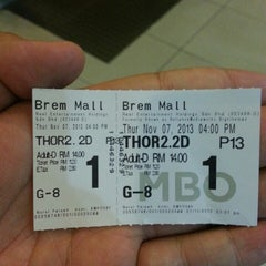 Photo taken at BIG Cinemas by Ismail T. on 11/7/2013