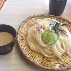 Photo taken at 手打うむどん 始祖 清水屋 by Tadayuki I. on 6/27/2014