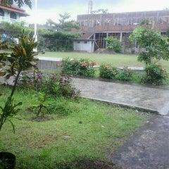 Photo taken at SMA Negeri 4 Magelang by Intan D. on 2/19/2013