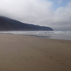 Photo taken at Cape Lookout State Park by Tanya B. on 9/7/2014