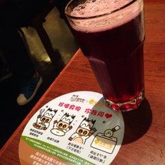 Photo taken at Mou Mou Club 牛涮鍋 by Scott Y. on 1/1/2015