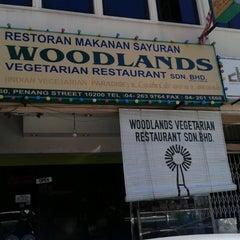 Photo taken at Woodlands Vegetarian Restaurant by Priyya on 6/8/2013