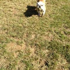 Photo taken at Ward Acres Dog Run by Jenn L. on 9/15/2013