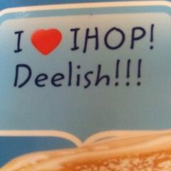 Photo taken at IHOP by Dee D. on 5/1/2014