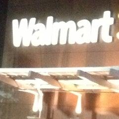 Photo taken at Walmart Supercenter by David M. on 6/22/2013