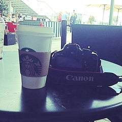 Photo taken at Starbucks by Gökhan K. on 7/10/2014