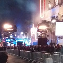 Photo taken at Hollywood Boulevard by Bruce M. on 3/6/2013