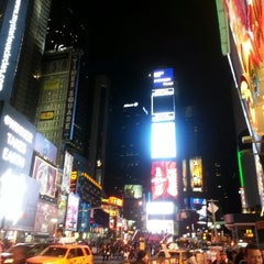 Photo taken at Times Square Alliance by Mohammed A. on 10/26/2013