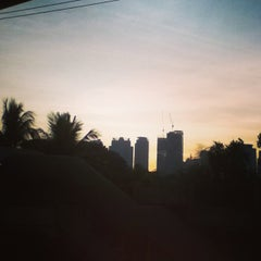 Photo taken at Yellow Line - Buendia Station by Jaidyleen I. on 1/21/2013