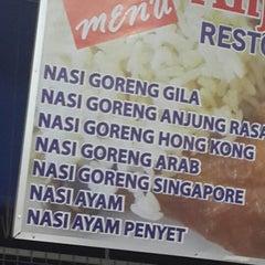 Photo taken at Restoran Anjung Rasa by Nazwa A. on 3/8/2014