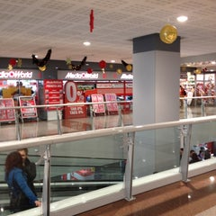 Photo taken at Centro Commerciale La Romanina by Manuele F. on 11/25/2012
