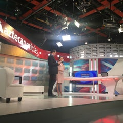 Photo taken at TV Azteca Noreste by Uriel G. on 3/9/2016