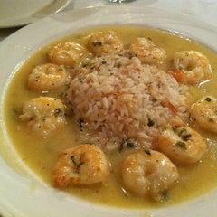 Photo taken at La Saj Lebanese Bistro by Krista M. on 11/22/2012