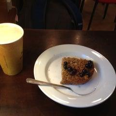 Photo taken at Cornerstone Coffeehouse by Jason G. on 12/9/2012