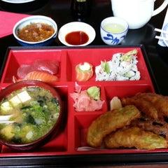 Photo taken at Takumi Japanese Diner by Dillon K. on 5/2/2013