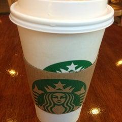 Photo taken at Starbucks by Tyler D. on 1/31/2013