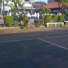 Photo taken at SMA Negeri 5 Makassar by novi a. on 2/3/2013