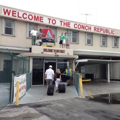 Photo taken at Key West International Airport (EYW) by Jeff H. on 6/2/2013