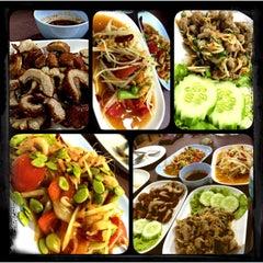 Photo taken at หนองคาย ป้าสุ by Isara T. on 8/2/2014