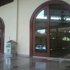 Photo taken at Masjid Sukajadi by Willy M. on 11/27/2012
