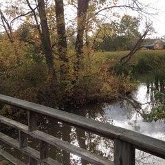 Photo taken at Matthaei Botanical Gardens by Ben S. on 10/6/2012