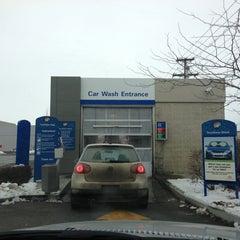 Photo taken at Esso by Jennifer K. on 1/20/2013