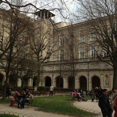 Photo taken at Musée des Beaux-Arts by David D. on 3/23/2013