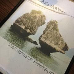 Photo taken at Ha Long Bay Restaurant by Mark R. on 1/18/2013